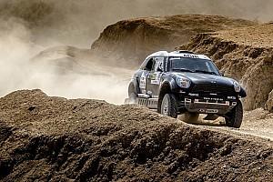Cross-Country Rally Resumen de la etapa Roma y Sainz, en el top 4 del prólogo de Marruecos y Laia Sanz, quinta en motos