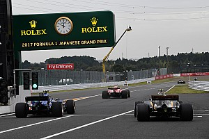 Formel 1 Live Formel 1 Suzuka 2017: Das 2. Training im Formel-1-Liveticker