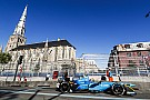 Montreal ePrix: Antrenman seansında Prost liderdi, Buemi büyük bir kaza yaptı