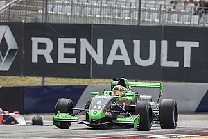 Formula Renault Gara Sacha Fenestraz vince Gara 2 al Red Bull Ring ed allunga in classifica
