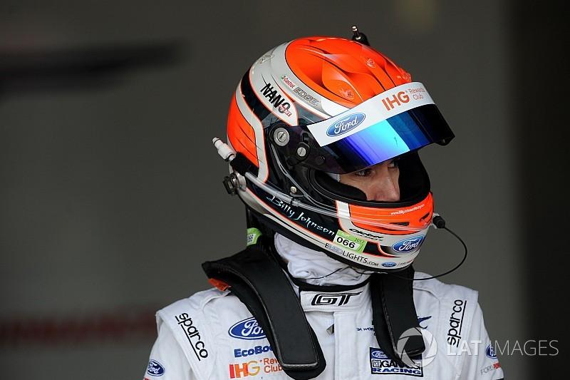Billy Johnson, de Le Mans a NASCAR