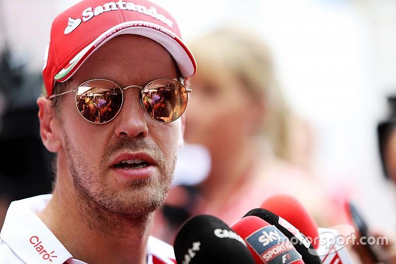 """Vettel says Ferrari """"can't be proud"""" of 2016 season"""