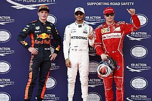 Formula 1 Qualifying report Malaysian GP: Hamilton denies Raikkonen pole, disaster for Vettel