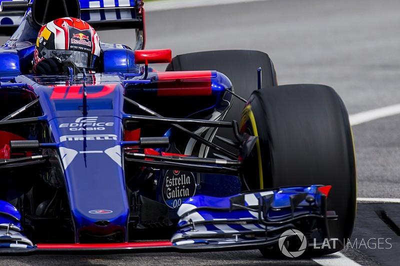 """Gasly : """"L'énorme pression"""" de Red Bull m'a aidé"""