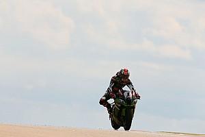 World Superbike Race report Aragon WSBK: Rea wins, Davies crashes from the lead