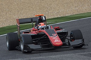 GP3 Test Test Estoril, Day 1: Russell al top dopo una mattinata bagnata