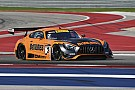 PWC Austin PWC: Dalziel and Morad drive CRP Mercedes to SprintX win