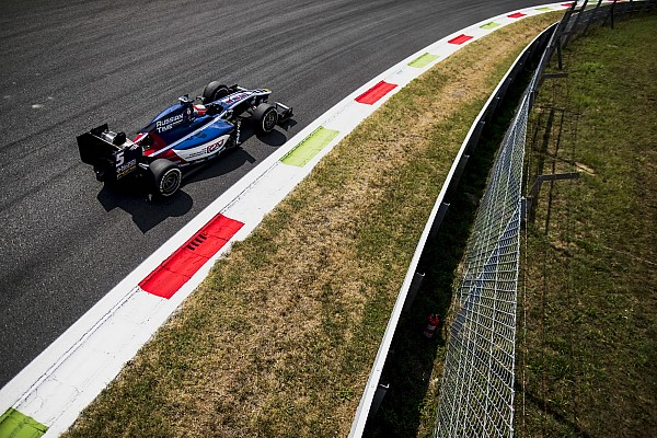 FIA F2 Race report Monza F2: Ghiotto fights back to claim sprint win