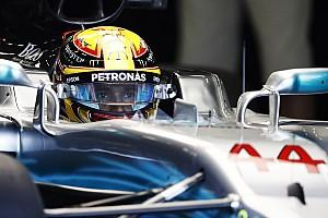 Formula 1 Breaking news Hamilton: I'm driving better than I've ever driven