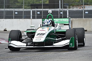Indy Lights Race report Toronto Indy Lights: Kaiser in imperious form again