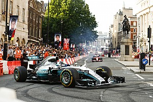 London mayor thinks F1 race