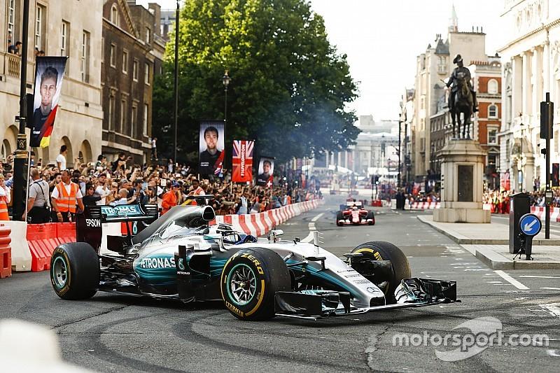 عمدة لندن يرى أن إقامة سباق فورمولا واحد