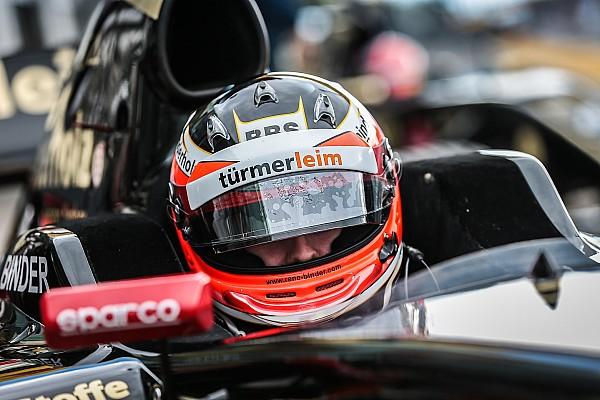 Formula V8 3.5 Bahrain F3.5: Binder fends off Fittipaldi in series finale