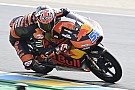 Moto3 Kent gets second KTM Moto3 outing at Sachsenring