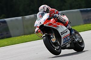 MotoGP Отчет о тренировке Довициозо стал быстрейшим в разминке на «Ред Булл Ринге»