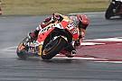 MotoGP Гран Прі Арагону: у першій дощовій практиці найкращий Маркес