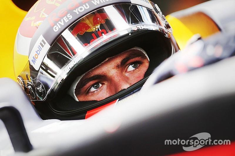 L'hypothèse Red Bull-Honda n'inquiète pas Verstappen