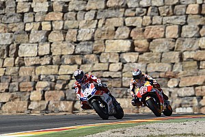 MotoGP News Andrea Dovizioso: Rückstand nach MotoGP-Rennen in Aragon
