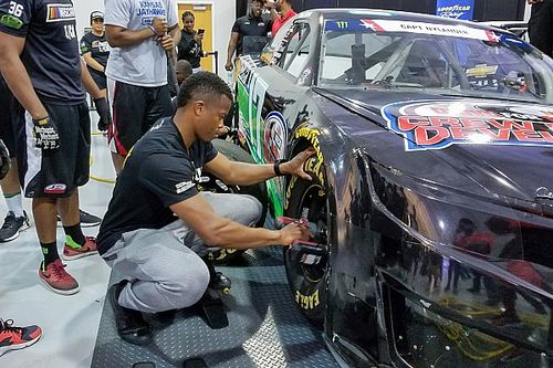 NASCAR holds second national pit crew combine in Concord