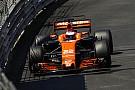 Formel 1 2017 in Monaco: Jenson Button startet aus der Boxengasse