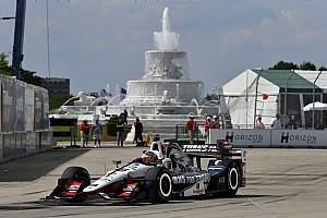 IndyCar Résumé de qualifications Qualifs 1 - Castroneves le plus rapide, mais Rahal en pole !
