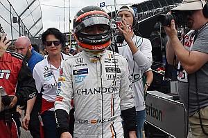 IndyCar Noticias de última hora McLaren: