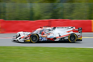 Le Mans Breaking news Catsburg on standby for Vaxiviere at Le Mans