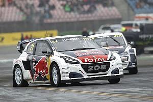 World Rallycross Réactions Premier podium de l'année pour Timmy Hansen