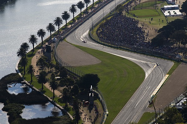 F1 速報ニュース 開幕戦オーストラリアGPはDRSゾーンが3つに。オーバーテイクを促進