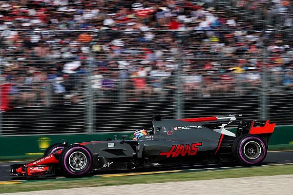 "Fórmula 1 Haas lamenta ter zerado na Austrália: ""decepcionante"""