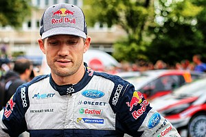 WRC News WRC 2018: Sebastien Ogiers Vertragsgespräche liegen auf Eis