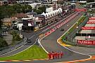 Pályabejáráson a Ferrari: Vettel és a többiek
