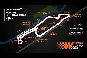 Formel 1 News McLaren beweist Humor: Plan für F1-Grand-Prix in Woking