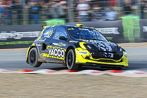World Rallycross Breaking news Chicherit to pilot Renault Clio in six World RX 2017 rounds