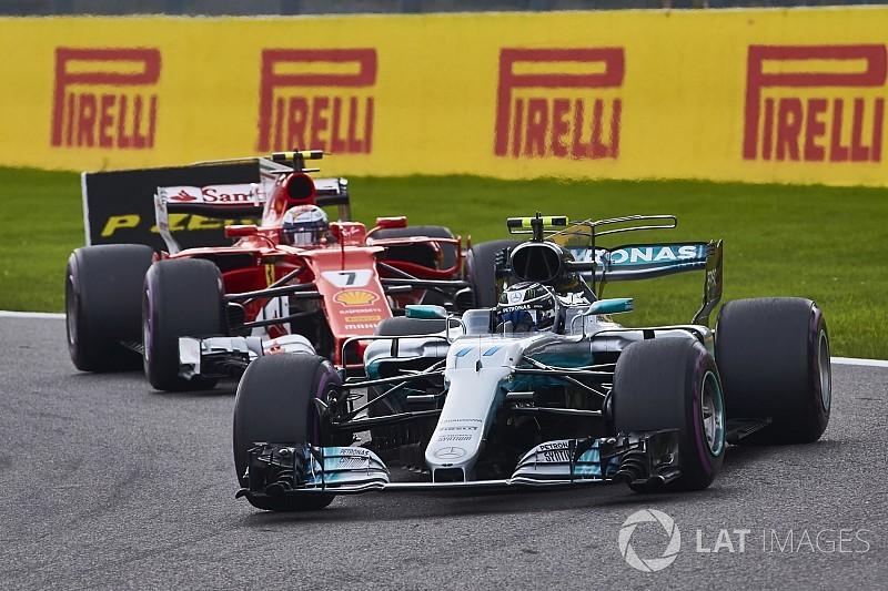 """Хаккінен пообіцяв """"найзапеклішу"""" боротьбу між Mercedes і Ferrari"""
