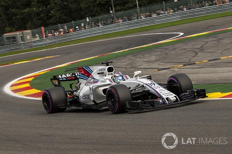 F1-Kolumne von Felipe Massa: Gelungenes Rennen in Spa trotz Strafe