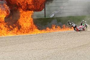 WSBK Reporte de la carrera Davies gana en Imola una carrera acortada por el accidente de Laverty