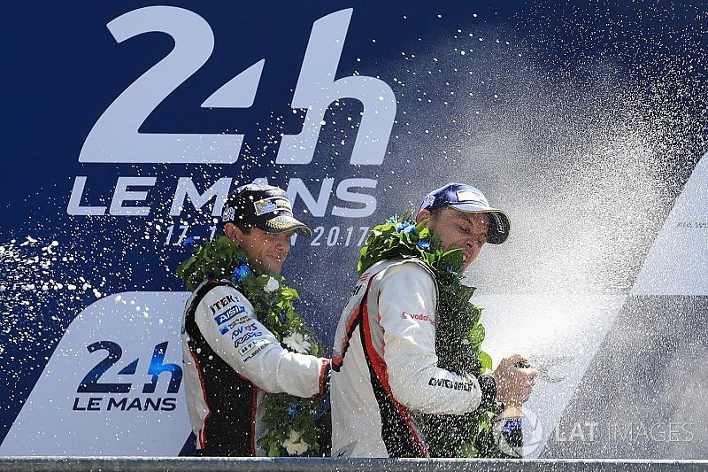 Все победители и призеры 85-й гонки «24 часа Ле-Мана»