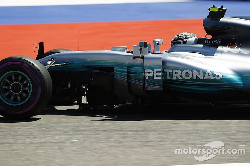 В Mercedes ожидали выступить в Сочи лучше, чем в Бахрейне