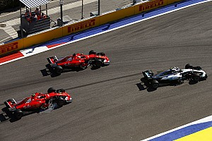 Formula 1 Race report Russian GP: Top 10 quotes after race