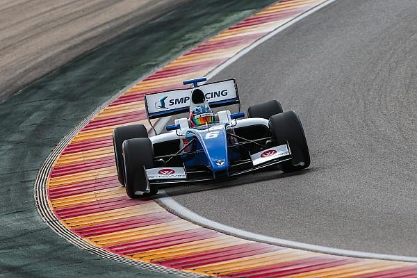 Formula V8 3.5 Nurburgring F3.5: Isaakyan wins as Fittipaldi and Palou collide