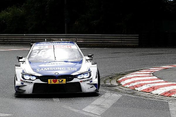 Norisring DTM: Martin kazandı, büyük kaza yarışı durdurdu