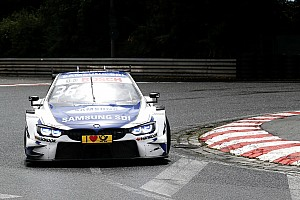 DTM Race report Norisring DTM: Martin beats Auer in red-flagged race