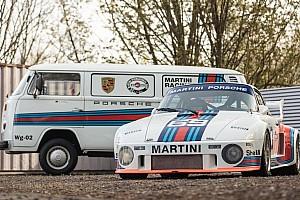 Automotive Noticias de última hora Un increíble Porsche 935 y su furgoneta de asistencia a subasta