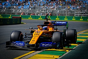 Sainz: McLaren gelişebileceği umut verici