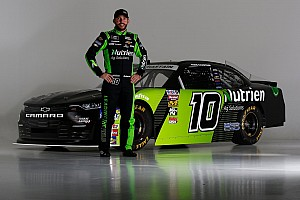 Ross Chastain will compete for Xfinity title in two rides