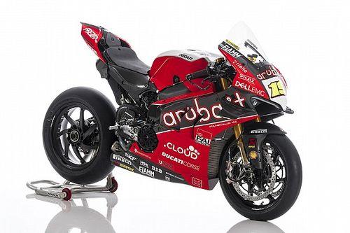 GALERÍA: La Ducati Panigale V4 para el World Superbike