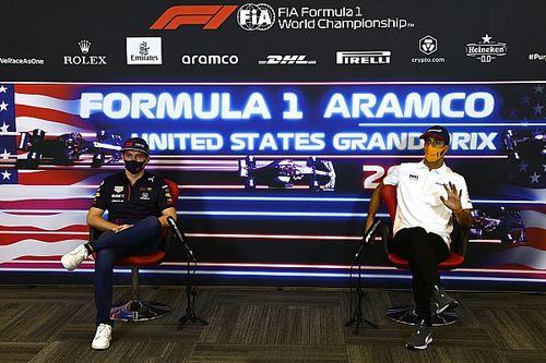 """Ricciardo dicht Verstappen goede kans toe in WK: """"Is mentaal erg sterk"""""""