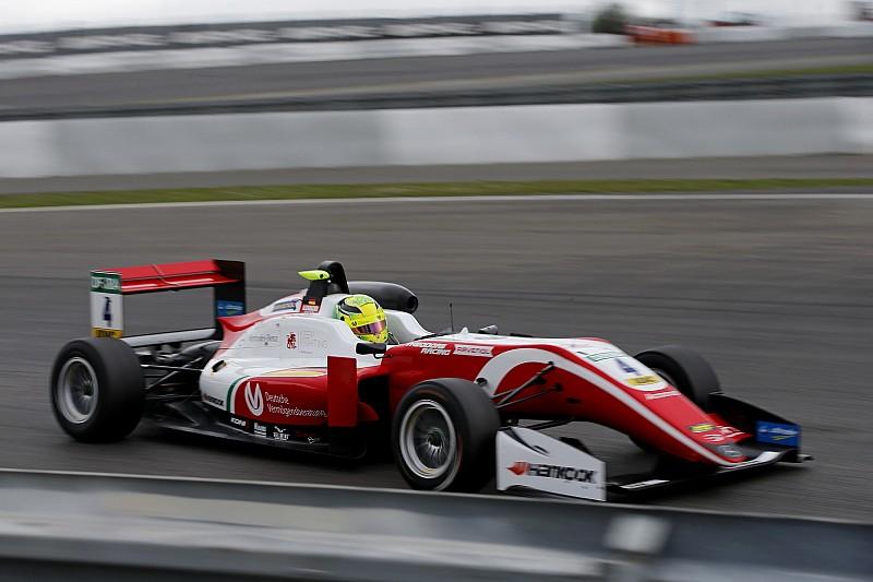 Formel-3-EM: Vierter Saisonsieg für Mick Schumacher