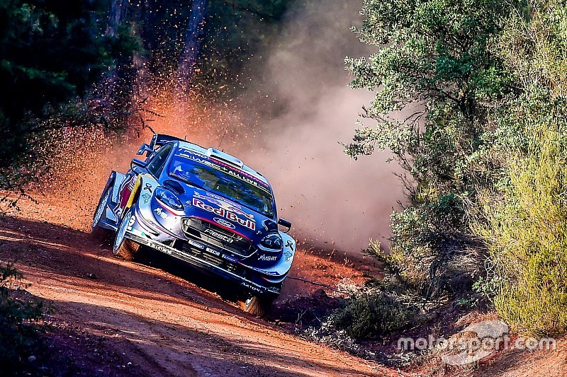 Ogier drops out of Rally Turkey, Mikkelsen loses lead